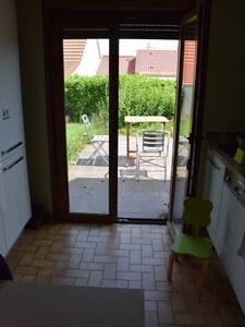 chambre dans maison avec jardin et proche du parc - Heillecourt