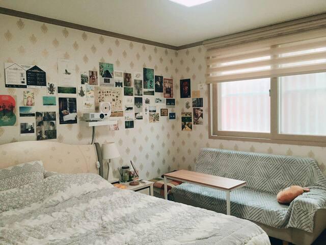 Ban-seok Calming Room - Yuseong-gu - Huis