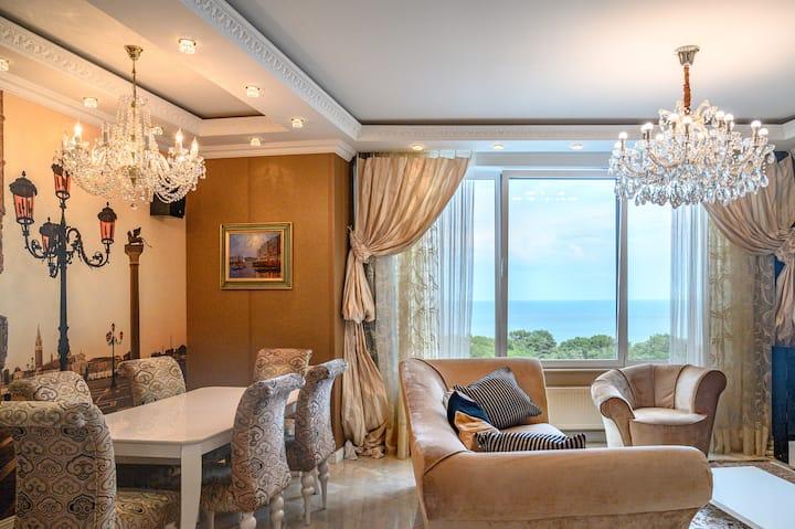 Резиденция Достоинства-Sea view