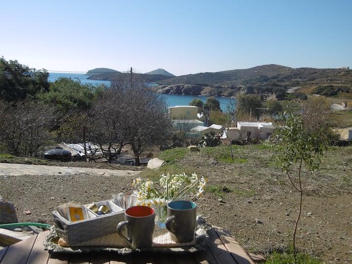 Dilaila House - Lipsi - Greece - Katsadia Bay