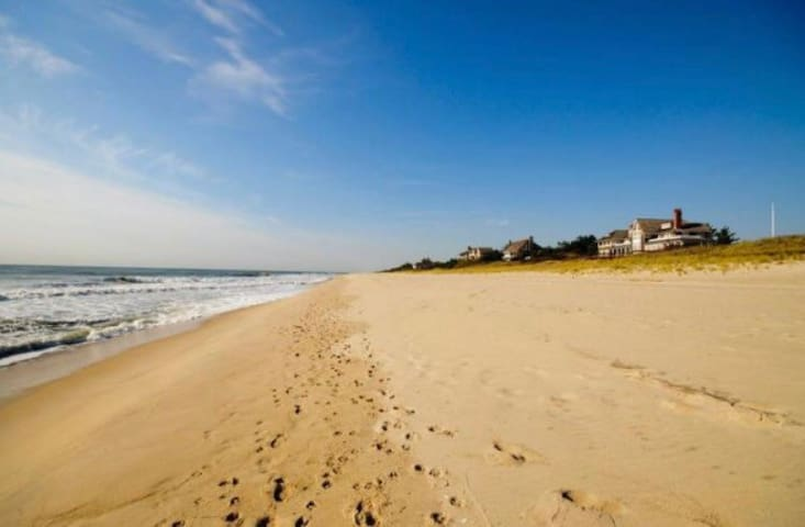 Ocean front house for 6 people - Westhampton Beach - Rumah