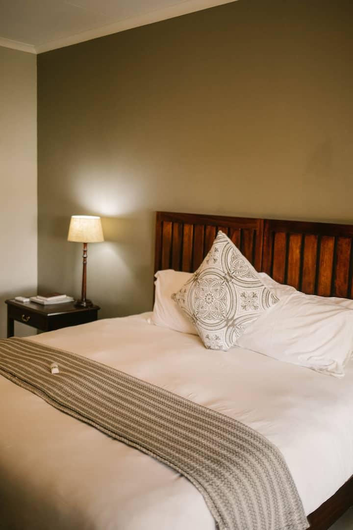Hamiltons Lodge Luxury Double or Twin Room