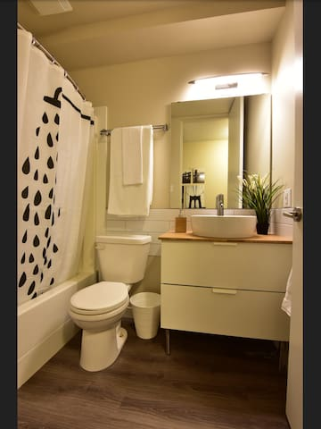 Parkview Executive Suites, One Bedroom, A1