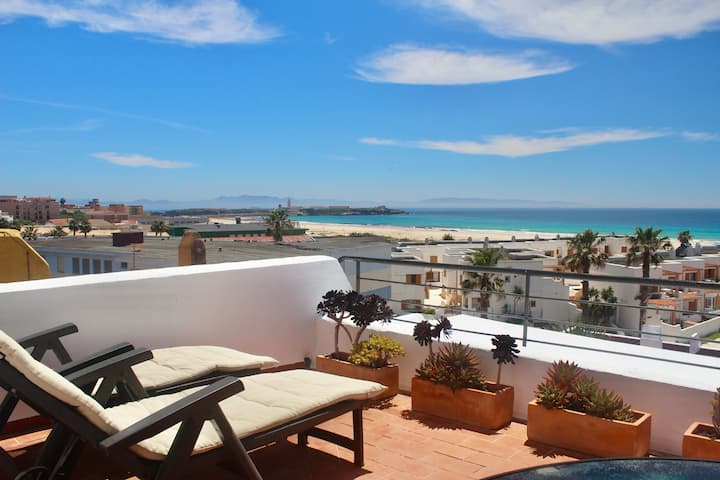 Los Lances Beach Penthouse
