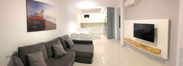 Apartamento en Mil Palmeras