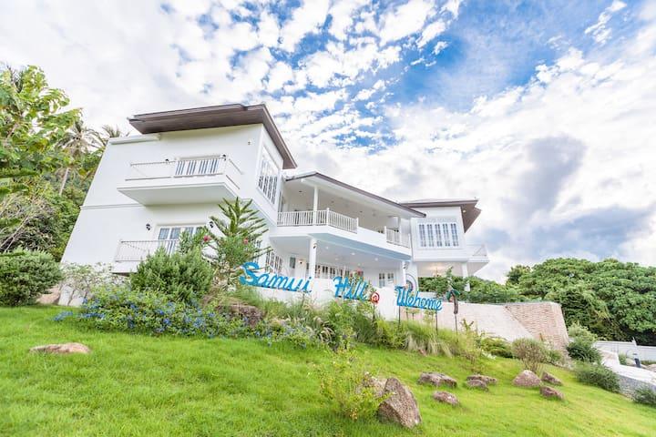 Samui hill@WehoMe - Tambon Maluan - วิลล่า