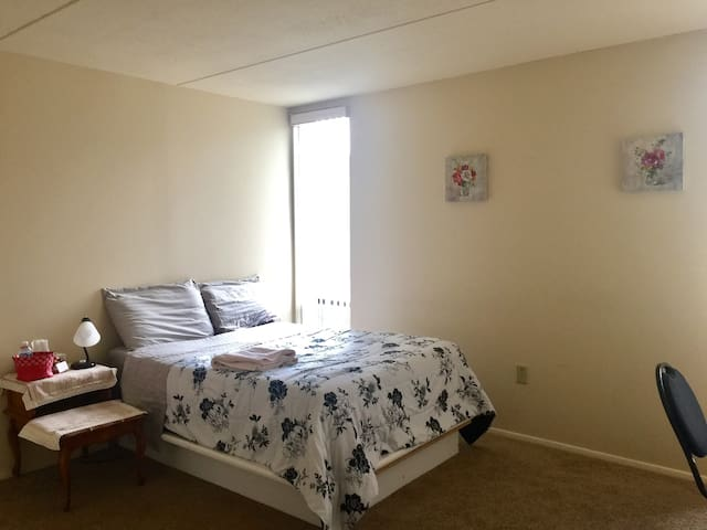Comfort room(10 mins from UT&downtown)