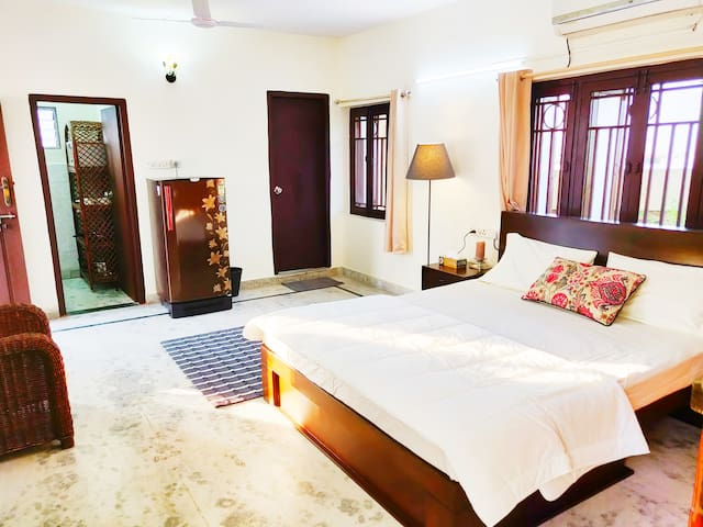 One BHK fully furnished apartment in Banjara hills