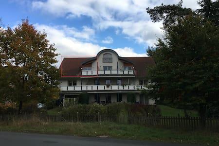 Ferienwohnung 85 m² mit Balkon - Neuenkirchen