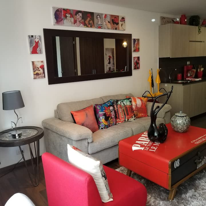 Apartment in Llano Grande, The best Location