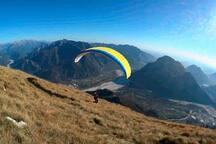 Monte Cucco volo libero
