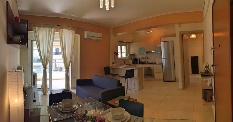 Apartment between city Centre & Seaside