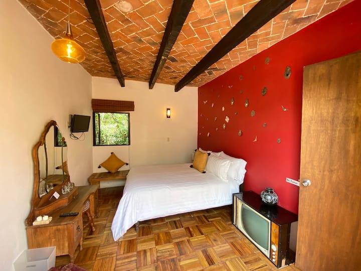 3 rooms  at Posada Colibrí, stay safe
