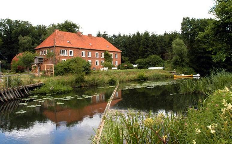 Zimmer und Wohnung in der Natur - Lübz - Wikt i opierunek