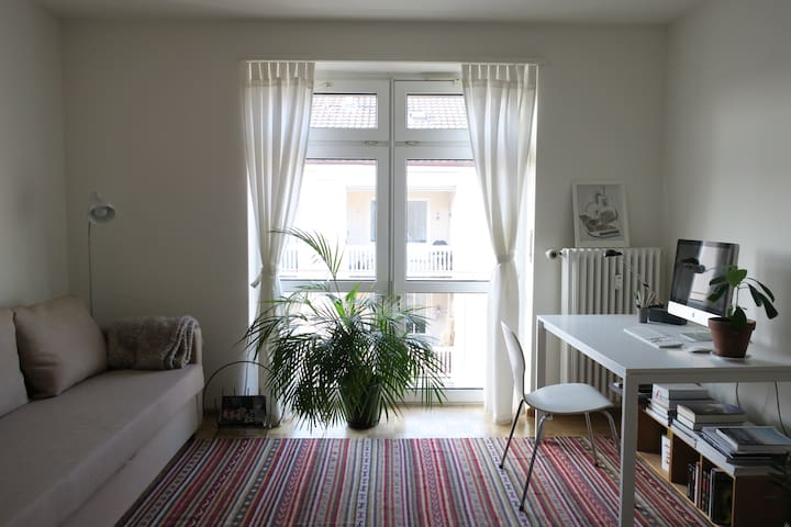 Nice apartment for Baselworld. - Basel - Apartment