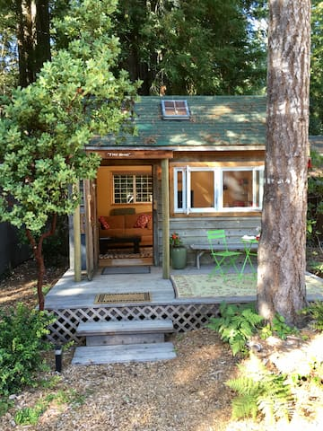 """""""Tiny House"""" in the Trees"""