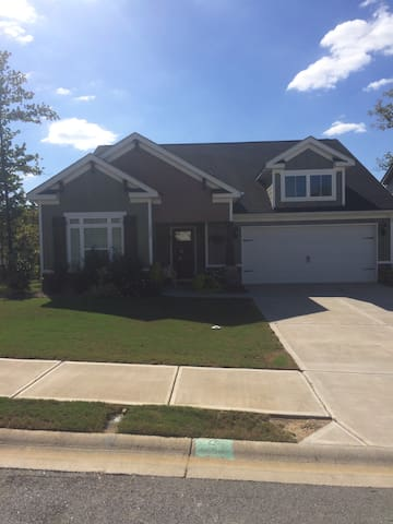 2017 Masters Housing - Evans - Huis