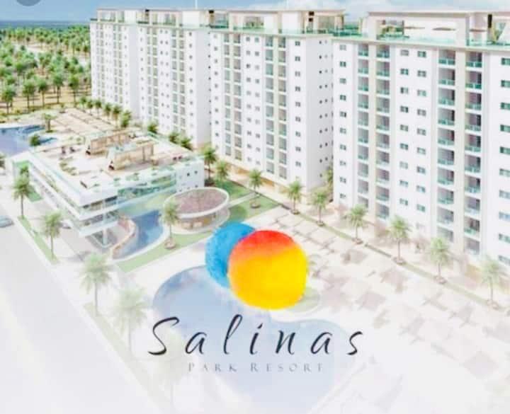 Apt de 2 quartos,Salinas Park Resort. 8 andar.TOP!