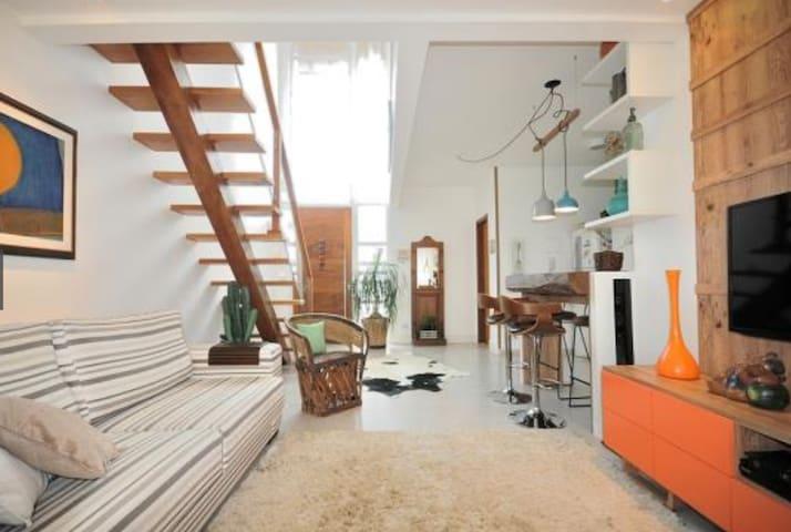 AP CENTRAL HOME - Belo Horizonte - Apartment