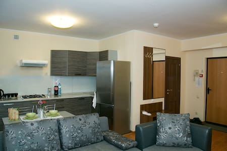 Studio with all the necessary things near Vnukovo - Moscou