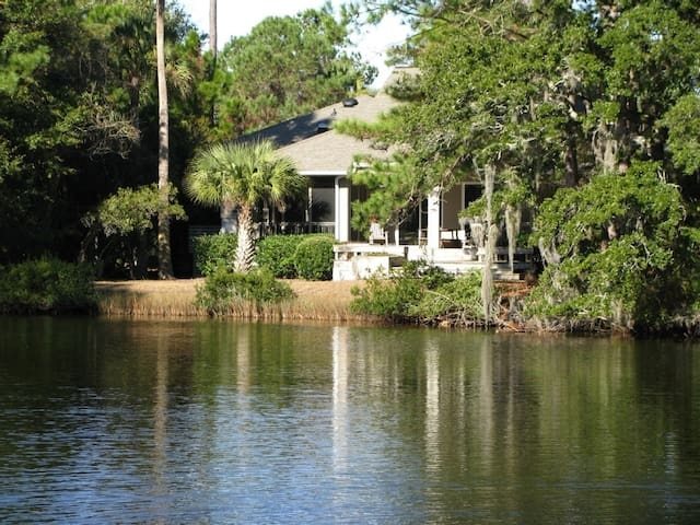 Kiawah Island 3BR Beautiful Lagoon View Home, WiFi - Kiawah Island