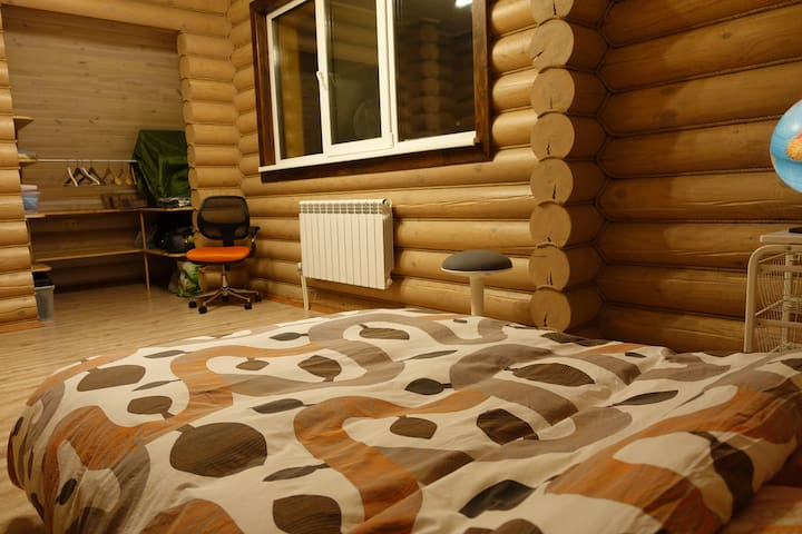 Уютный домик для студентов и предпринимателей