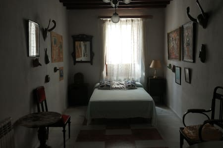Habitación en Palacete siglo XV(precio por pareja)