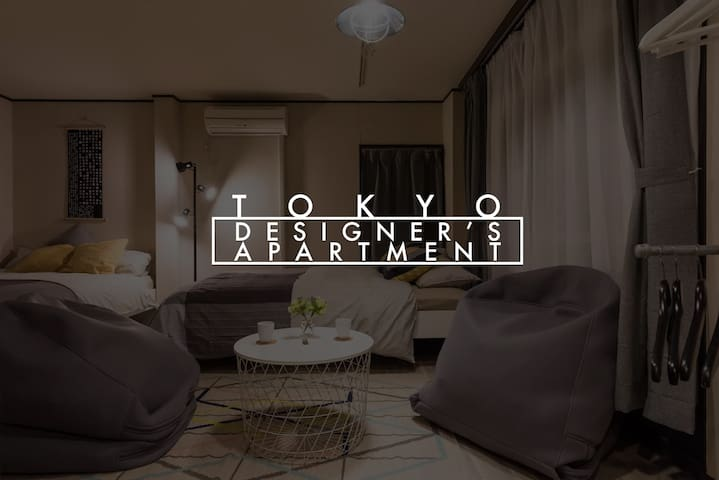 Designer Apartment in Shinjuku Area! 8