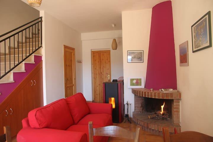 Casa in Sila, loc San. Bernardo Parco Nazionale