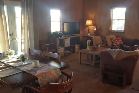 Cozy Cabin on Horse Farm - Conyers - Srub