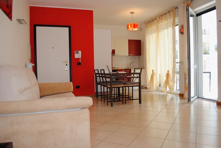 Bnbook Residence Santa Giulia with high speed wifi and self check-in