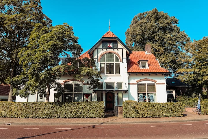 Karakteristiek appartement in 't Gooi
