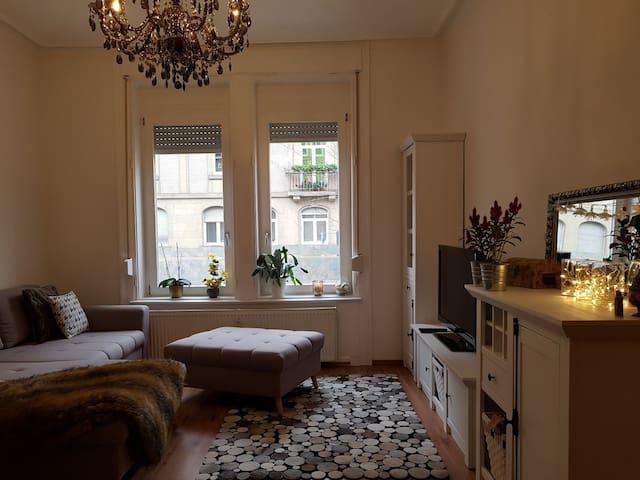 Luxury Apartment in Famous Stuttgart West