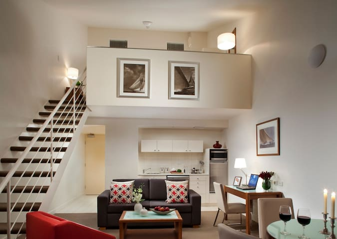 Somerset on The Pier Hobart, 1 Bedroom Executive