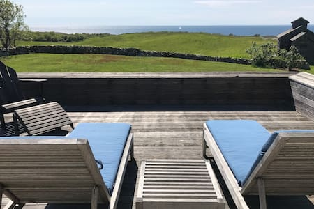 Sweeping Ocean Views over Conservation Land