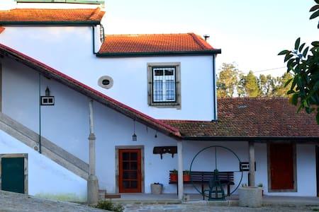 Casa Mindela Guesthouse SantiagoWay - Gião