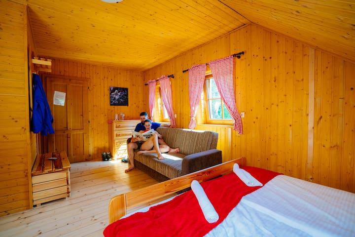 Chata Magurka - idylická izba pre dvoch /No.2