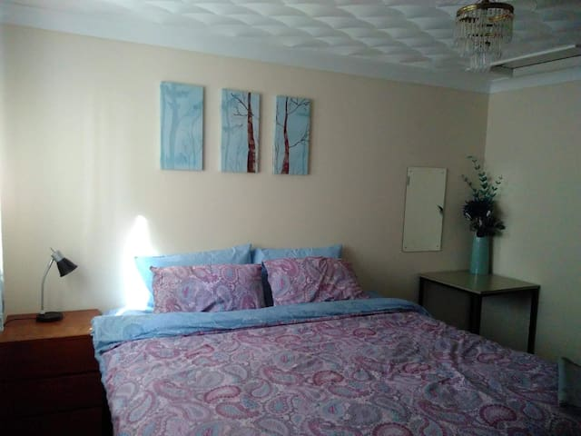 Big V Guesthouse - Bedroom 4