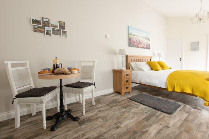 Millbrae Lodges Double Suite