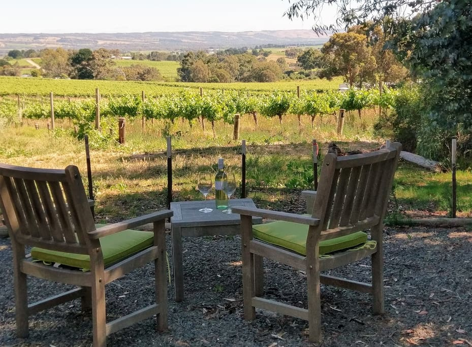 Tintookie Cottage In A Vineyard Cottages For Rent In