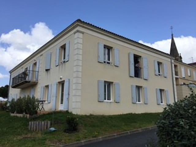 Appartement à 10 min du Centre ville de Bordeaux - Martillac - Apartment