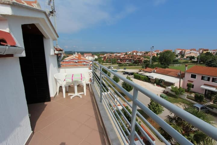 NATALI Double Room with Balcony