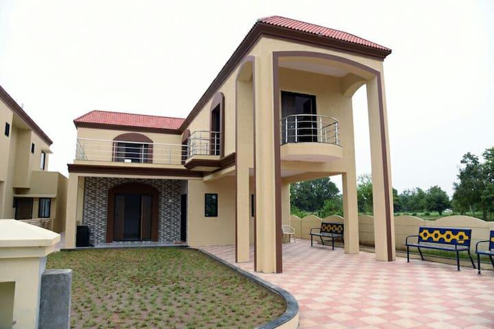 Meghdeep Home