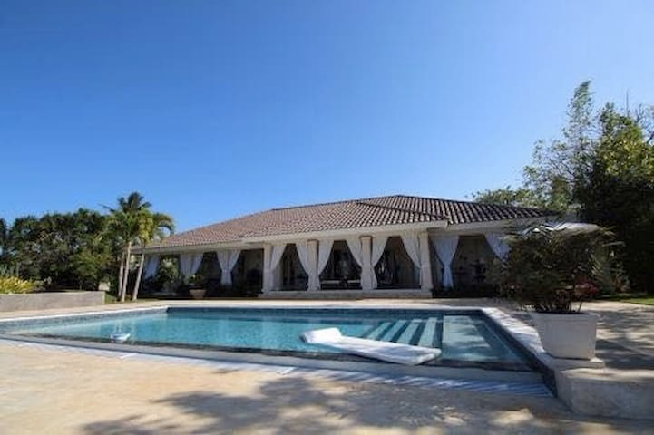 Majectic villa for Pampered Travellers - Cabarete - Holiday home