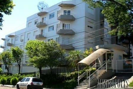 Apartamento acolhedor próximo da UNISC