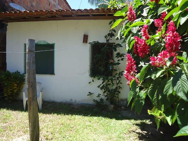Ilha de Boipeba - Quarto aconchegante - Rumah