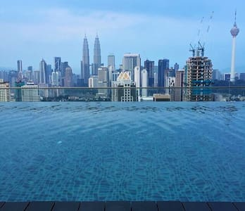 Great view of Regalia Residence, Kuala Lumpur. - Kondominium