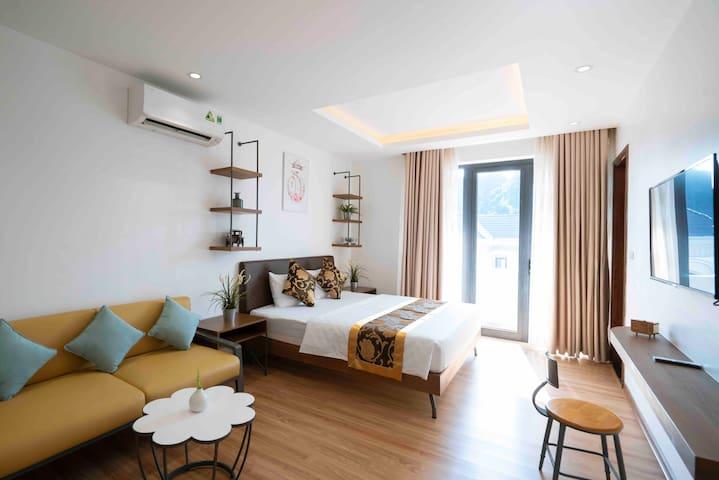 Premium Suite Room in Monbay Urbanarea/Ha Long Bay