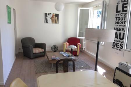 Appartement 70m2 refait à neuf à 2 pas du centre - Tulle - 公寓