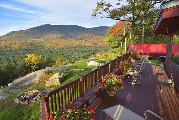 Mountain Top Getaway Featuring Breathtaking Views!